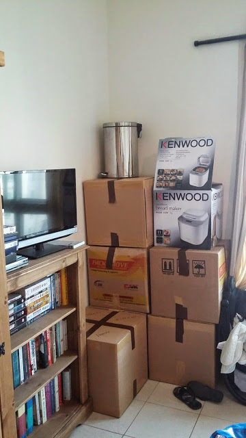 Moving house!
