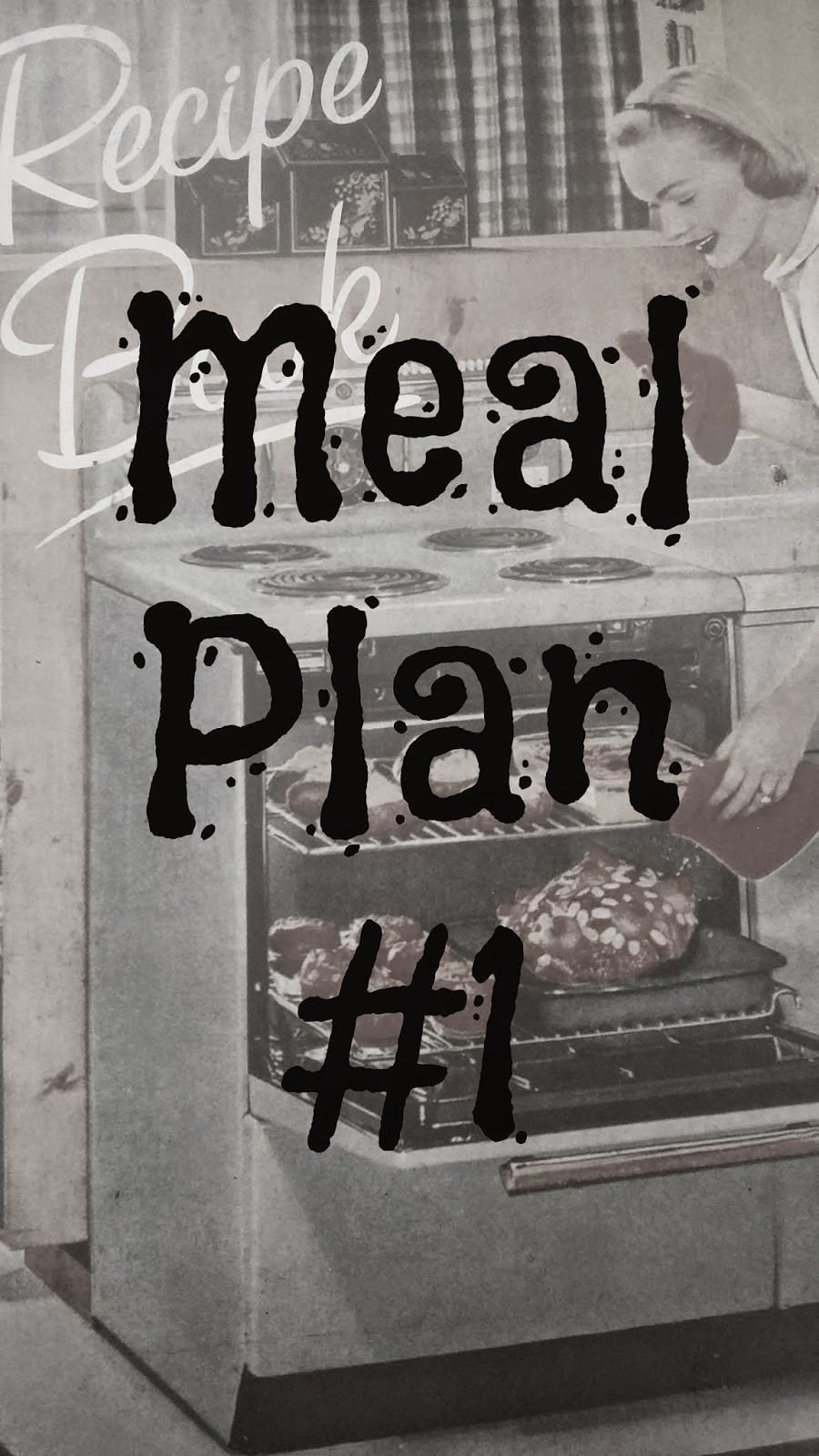 The meal plan #1