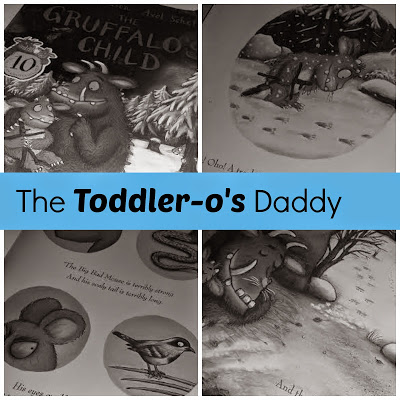 The Toddler-o's Daddy (the Mummy Alternative to The Gruffalos Child)