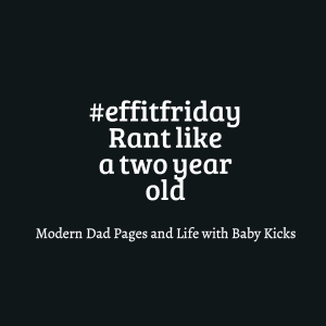 #effitfriday – 7th August 2015