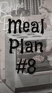 Meal Plan #8