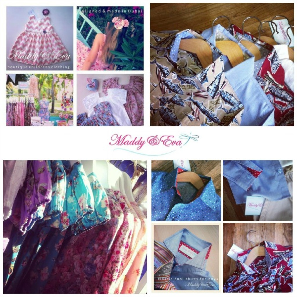 Maddy & Eva Clothing; Review and Giveaway
