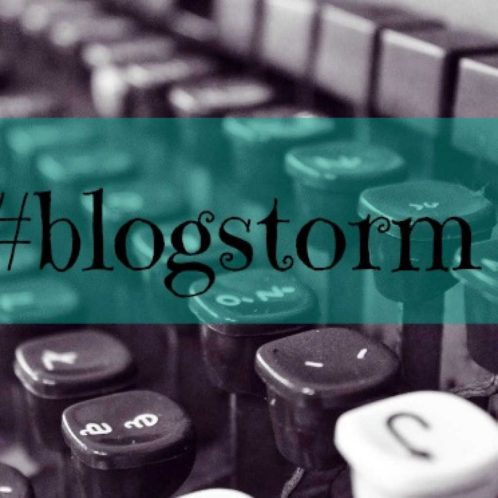 #blogstorm – 29th October 2015