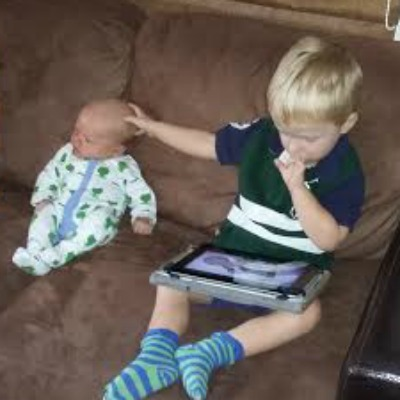 Technology and Toddlers