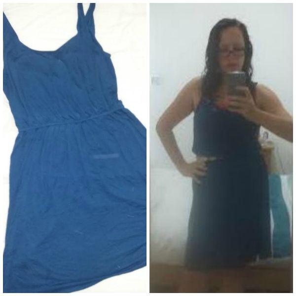 H&M Dress Collage