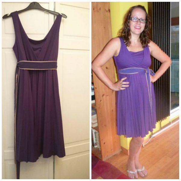 The Josie Breastfeeding Dress
