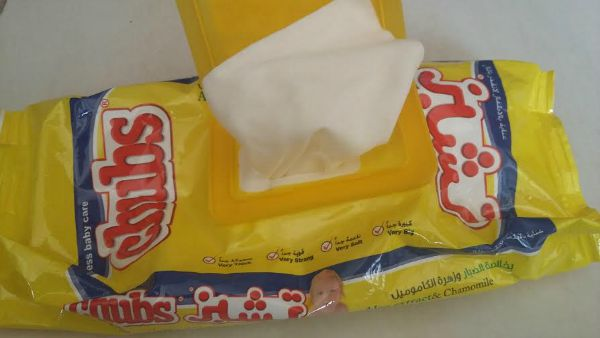 Chubs Baby Wipes