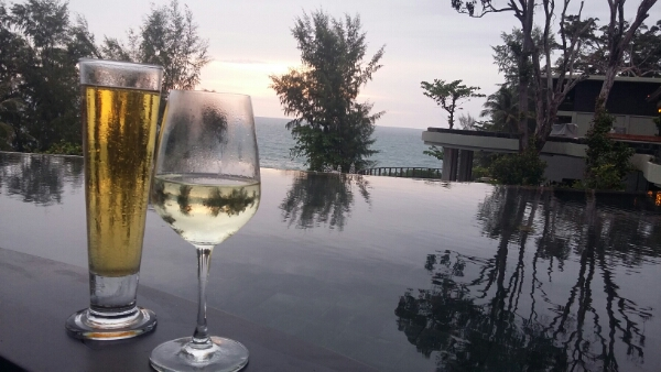 Sundowners in Thailand