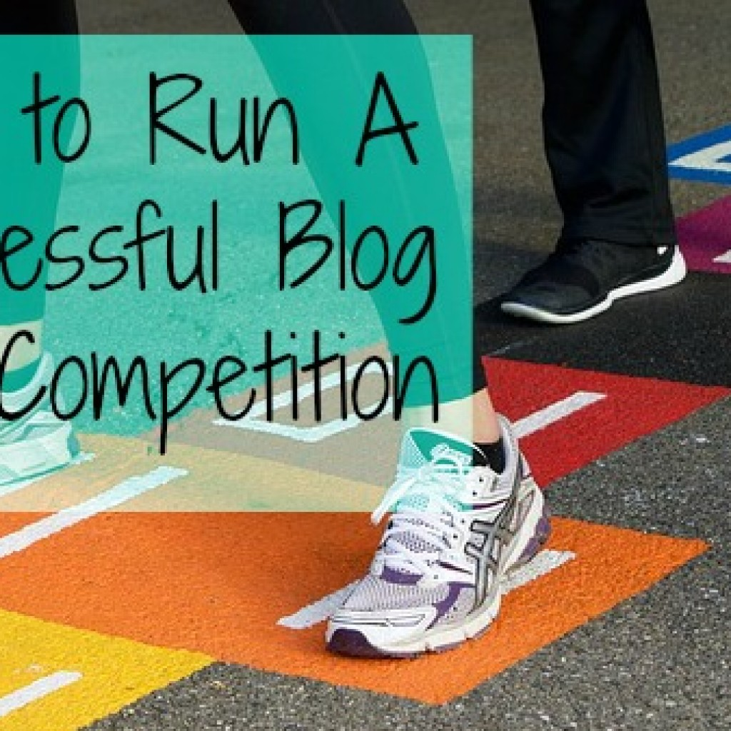 #blogstorm – How to Run a Successful Blog Hop Competition