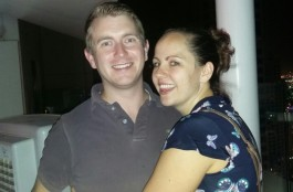Me and the husband