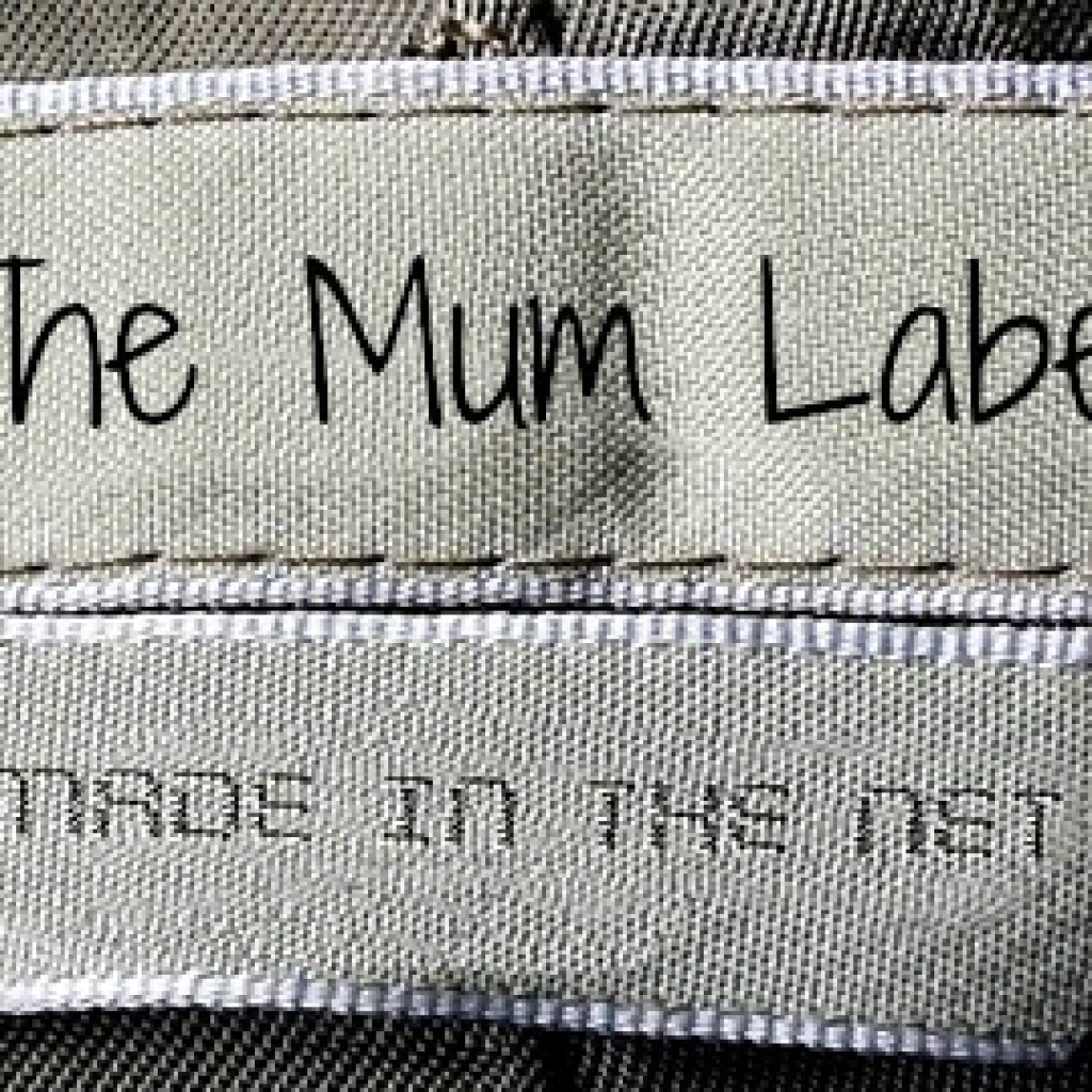 The Mum Label