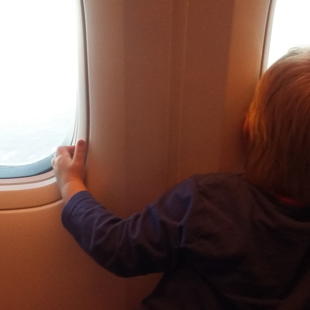 Tips for Long Haul Flying with Children