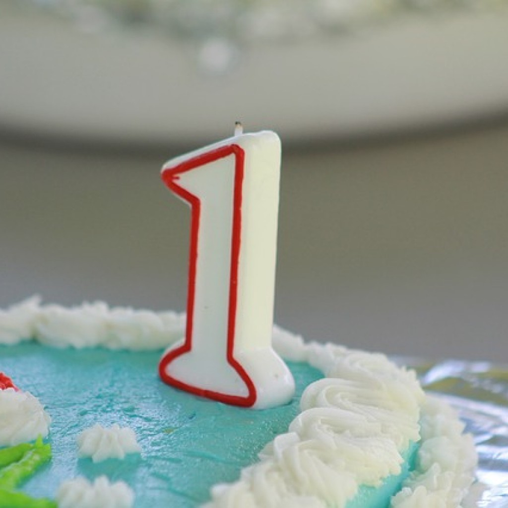 A Year On; My First Blogiversary