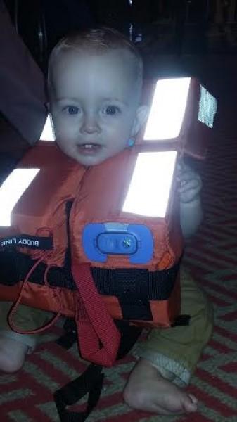 baby lifejackets