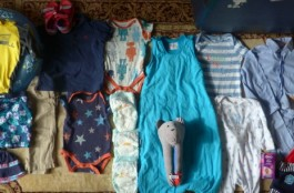 packing for cruising with children