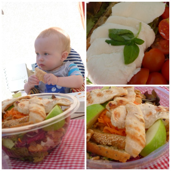 paul picnic salads