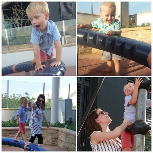 kids play area yas island rotana