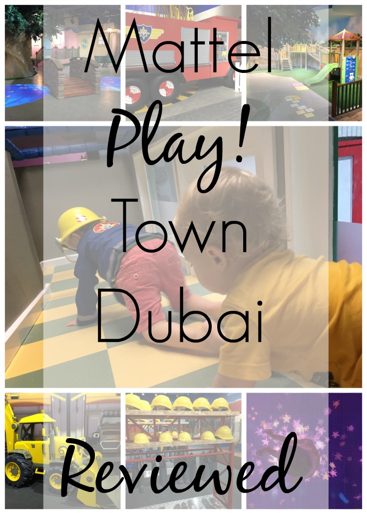 Mattel Play! Town Dubai Review