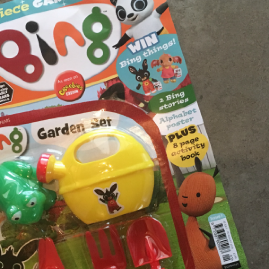 It's a Bing Thing – The New Bing Bunny Magazine