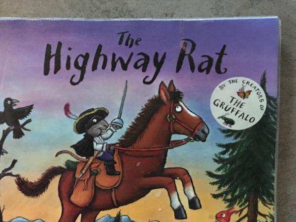Highway Rat Bedtime Story