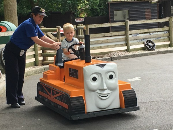 Thomas Land - Terence the Tractor