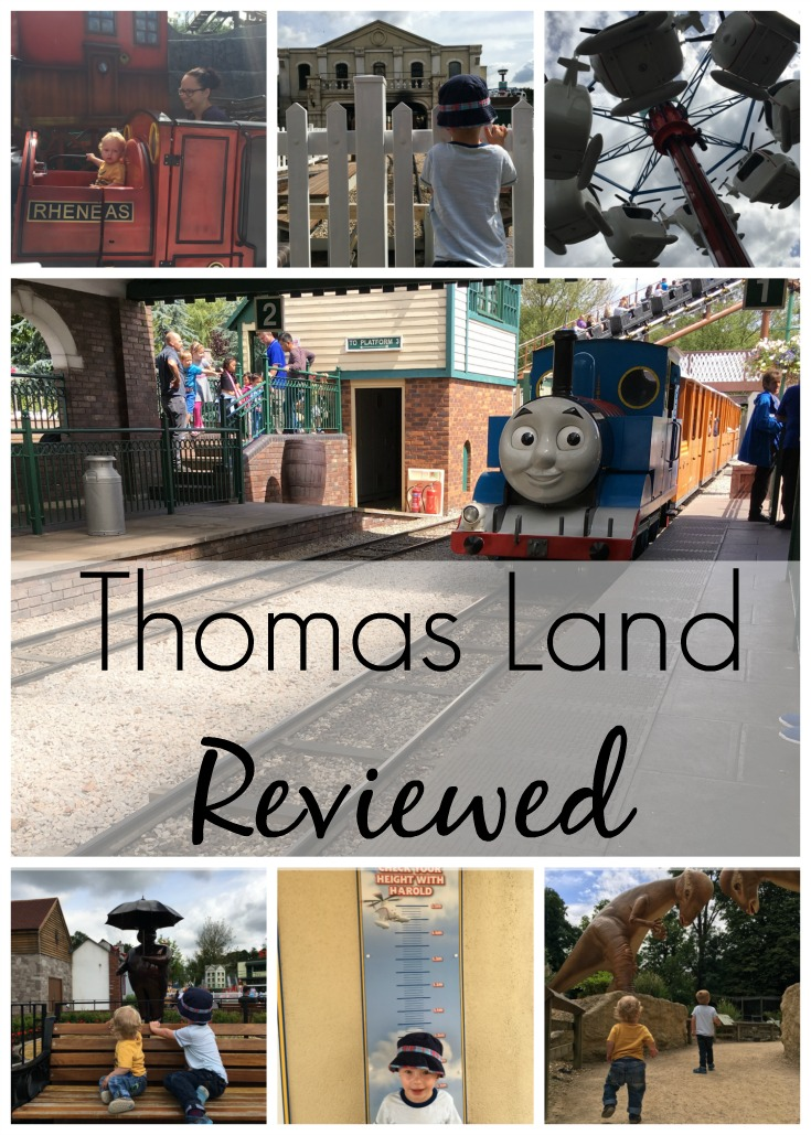 Days out with kids in the Midlands, Thomas Land Drayton Manor Park reviewed as a wonderful family fun filled day out.