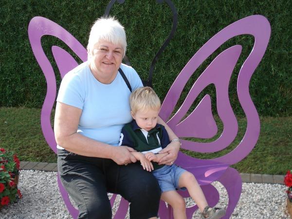 butterfly gardens dubai