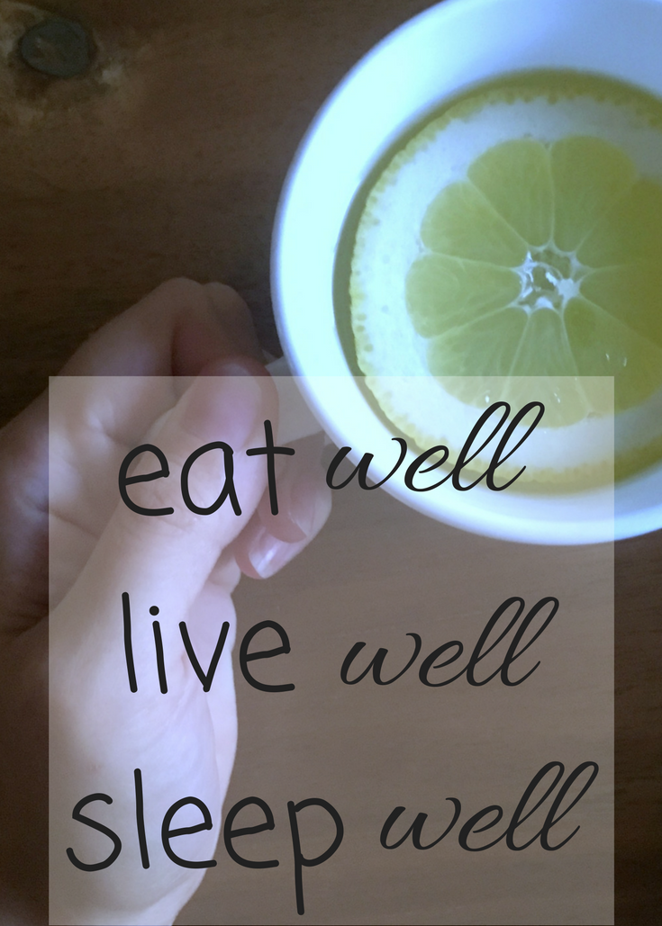 My accountability journey to eat well, live well, sleep well - leading a healthy life, a fitter life and a happy life.