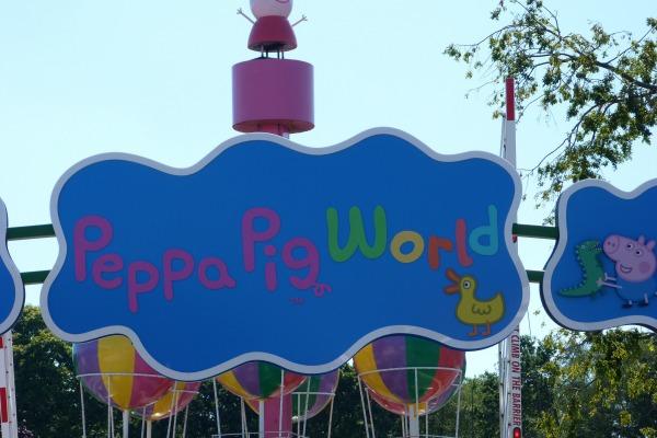 Peppa Pig World Paultons Park Review