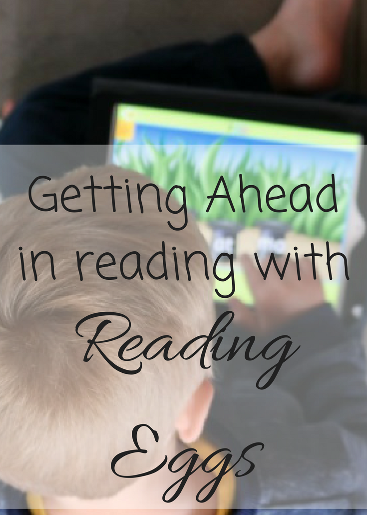 Getting ahead in reading for school using Reading Eggs. The best app to help preschoolers learn to read, and more importantly to make learning fun. From phonics help to blending sounds Reading Eggs has helped my four year old come on in leaps and bounds. Reading Eggs Review