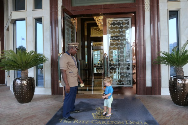 How the Ritz Carlton Doha changed my mind on Staycations in EIGHT hours
