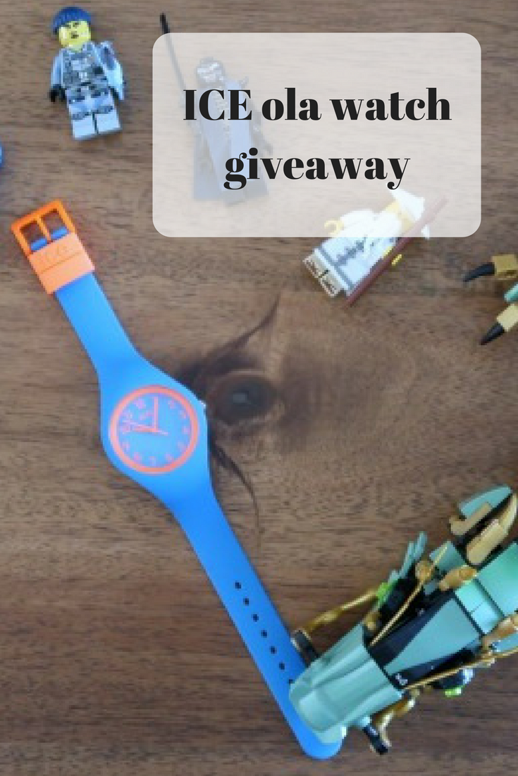 ice ola watch giveaway