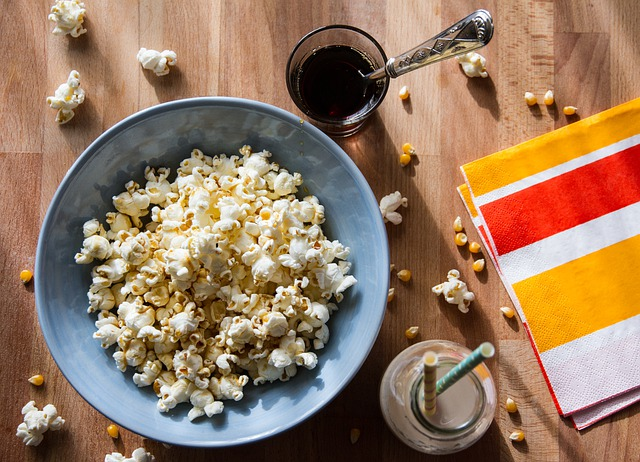 My kids eat plain popcorn – so what?