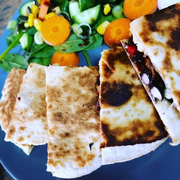 meal plan quaesdilla