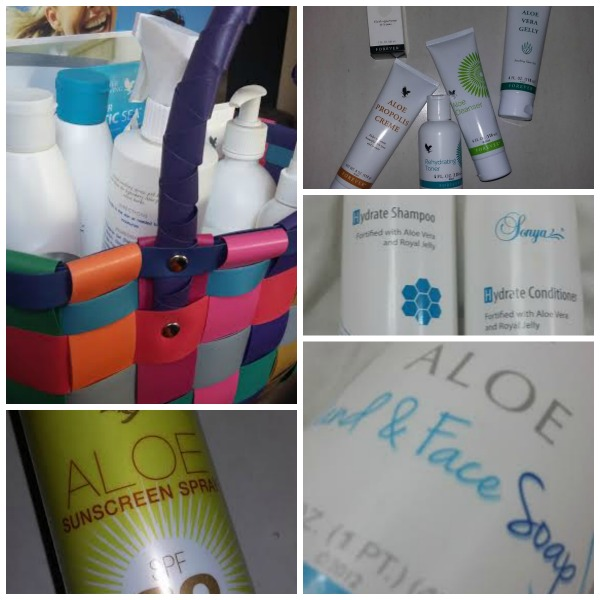 Forever Living; A Review and Giveaway