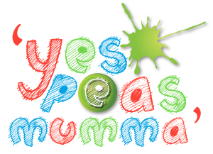 Yes Peas Mumma Logo Ideas 2