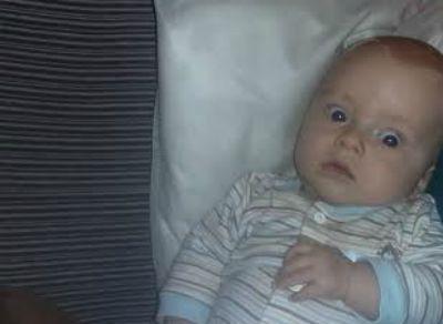 Do I look like a good baby?