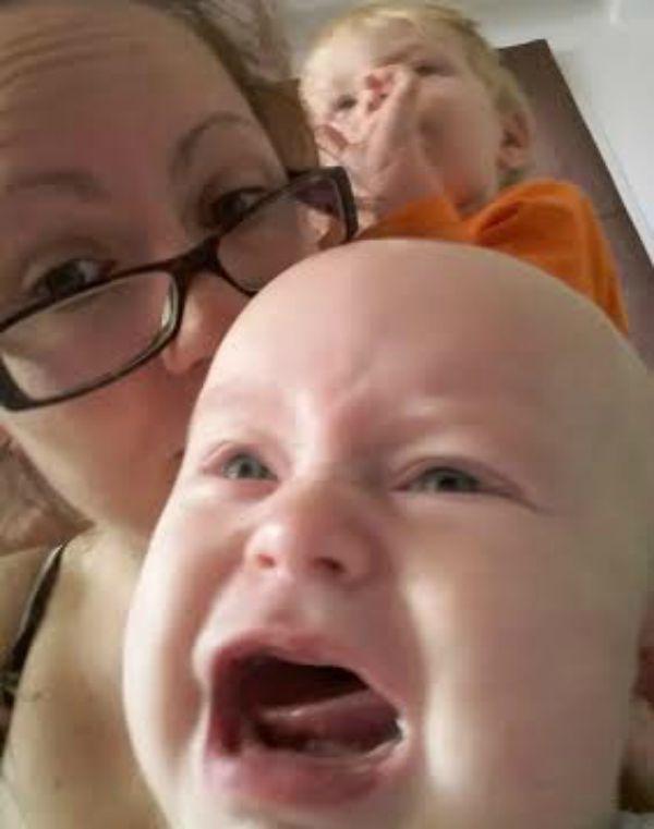 Worst Selfie Ever!
