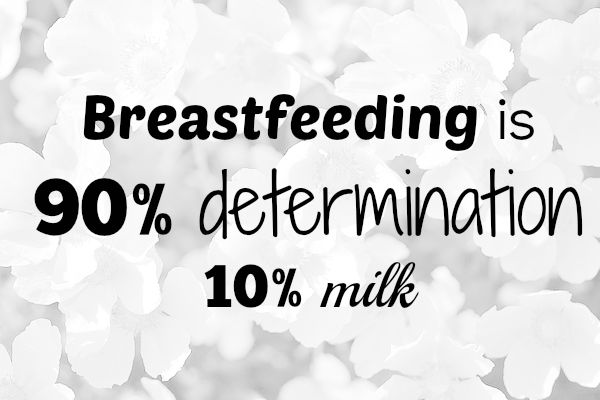 World Breastfeeding Week My Husband Is My Biggest Fan Life With