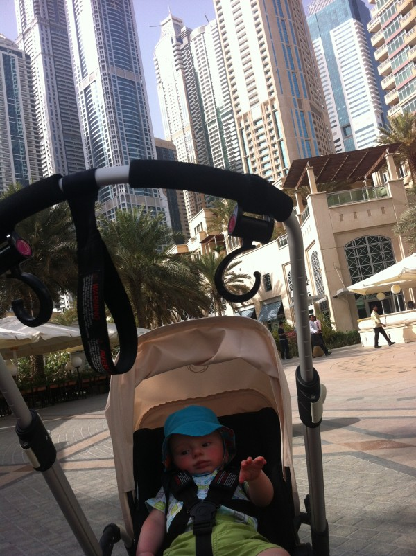 Bugaboo Bee Dubai Marina