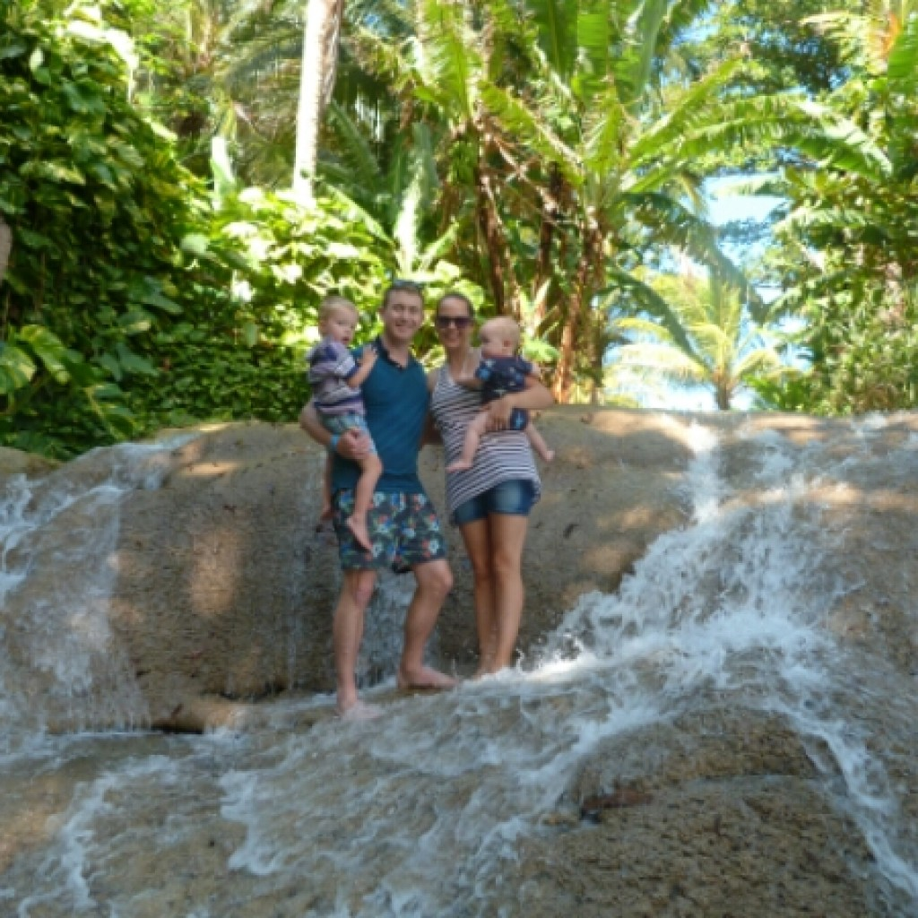 Have kids, can't travel?  Time for an attitude change