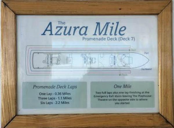 azura mile