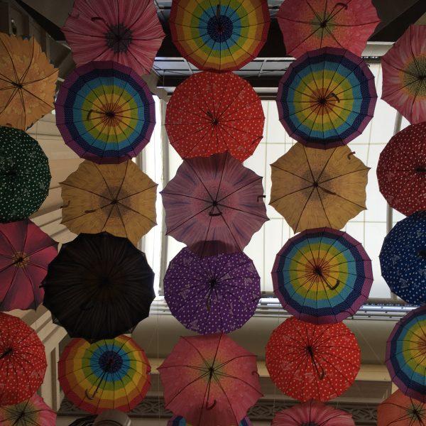 Dubai Mall Umbrella Dubai Holiday