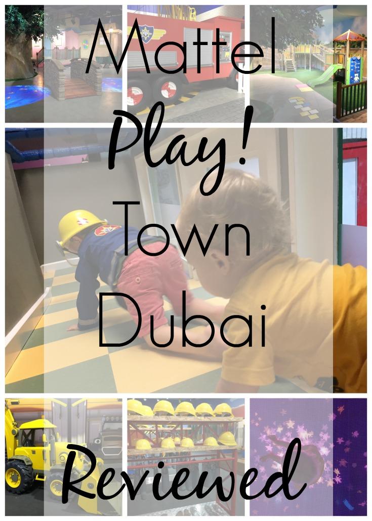 Mattel Play! Town Dubai Review
