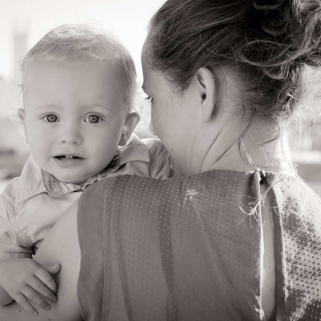 Baby Milestones: When His Firsts are My Lasts