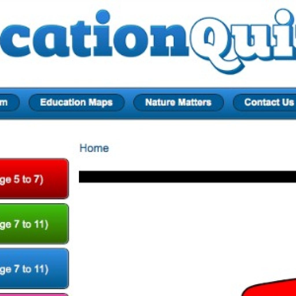 Reviewed: Education Quizzes Entering the School Years