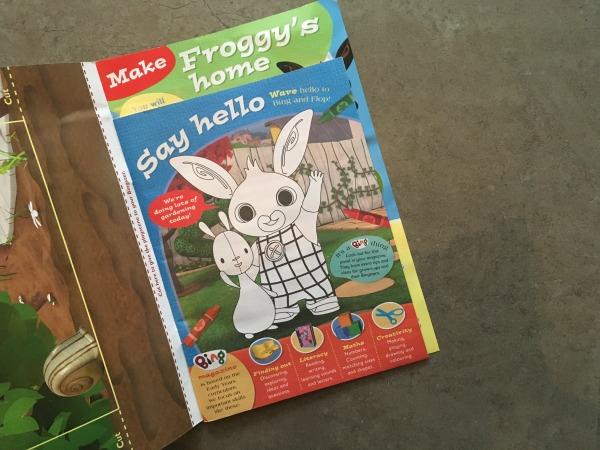 Bing Bunny Magazine