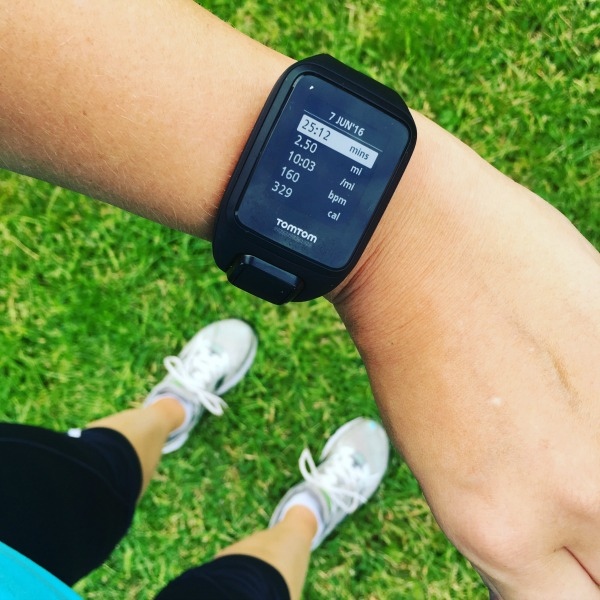 Tomtom cardio spark + music review