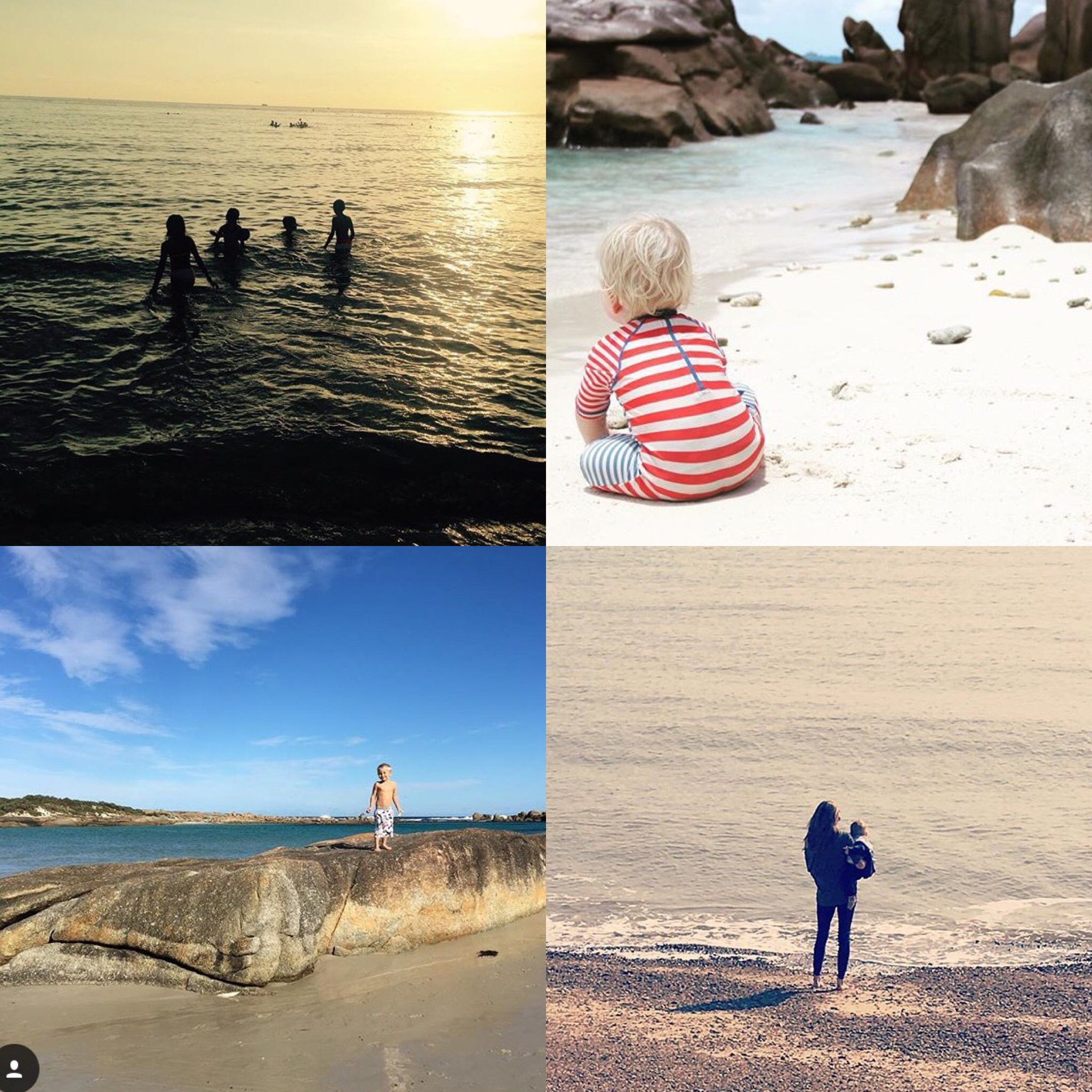 #rememberingthesedays week eleven round up beach shots