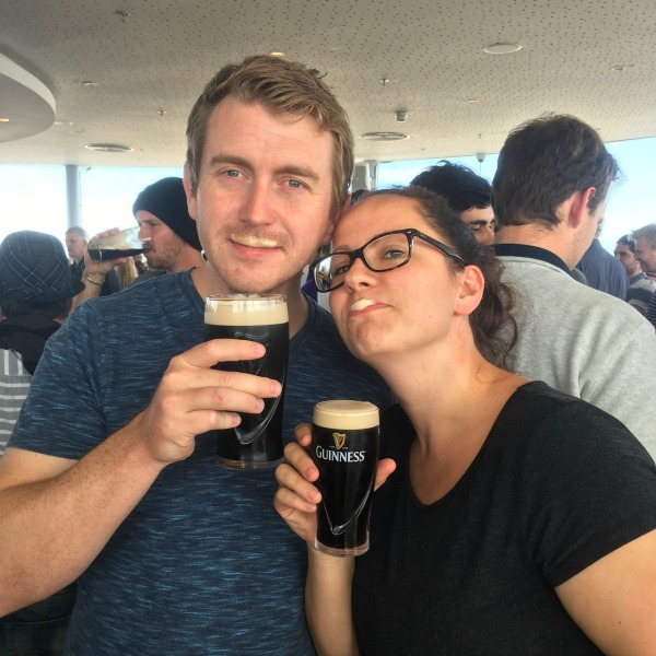 Guiness Factory